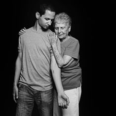 At Auschwitz, Livia Rebak was branded with the number 4559. Now her grandson, Daniel Philosof, has the same tattoo.