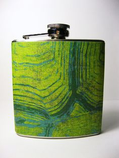 Turtle Shell Flask