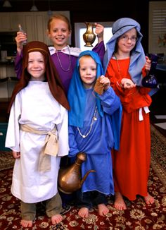 Lots of religious ideas for kids during Holy Week.
