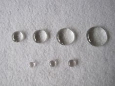 Fused Glass Small Circles using 3 layers of 3mm Glass. Wonderful reference for creating different sizes of circles.