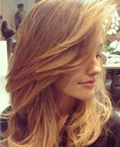 Warm Golden Blonde