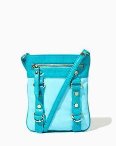 Logan Crossbody Belt Bag | UPC: 410006606715 #charmingcharlie
