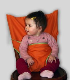 travel high chair- copycat totseat!