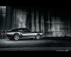 Eleanor from Gone in 60 Seconds. 1967 Shelby GT500 Ford Mustang. I am in loooooove with this car!!!!!!