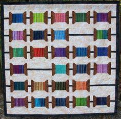 A Quilt Block A Day