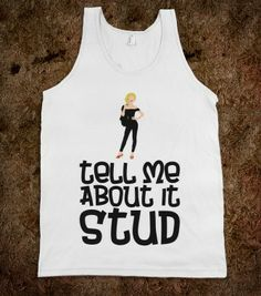 Stud - Movies and Television - Skreened T-shirts, Organic Shirts, Hoodies, Kids Tees, Baby One-Pieces and Tote Bags