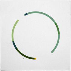 #434 Portal – A new minimal geometric composition each day