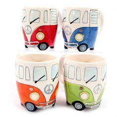 VW Bus Mugs