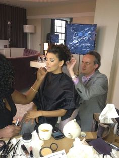 """""""Getting ready for White House Correspondence dinner!"""""""