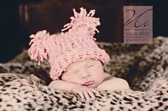 pink jester hat