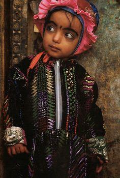 Yemen. Jesus loves the little children of the world.