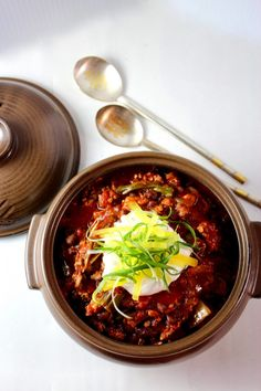 Korean Chili con Car