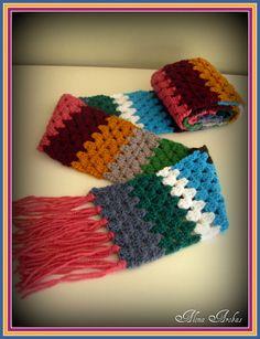 CROCHET PROJECTS USING SCRAP YARN - Only New Crochet Patterns