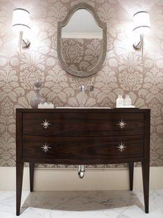 Transitional | Bathrooms | Anastasia Faiella : Designer Portfolio : HGTV - Home & Garden Television
