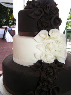 A weddng cake