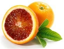 Blood Orange Essential Oil  Citrus senesis  Aromatic Scent: Warm, fresh citrus scent, fruity and tangy.  Healing Properties:        Effective anti-inflammatory.      Aphrodisiac.      Antiseptic.      Diuretic.      Calming sedative, relief from anxiety, depression, and anger.      Detoxifies.      Boosts immunity.      Helps create smooth, clear skin.
