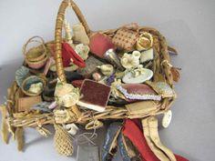 basket of wares