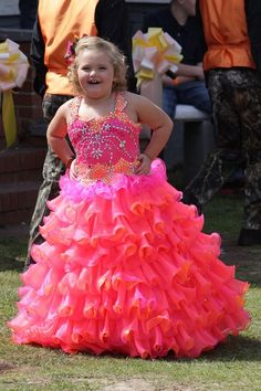 PHOTOS: Was There A Here Comes Honey Boo Boo Wedding Yesterday?