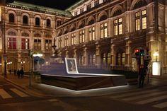 Vienna Albertina Passage - new restaurant with jazz music and DJs