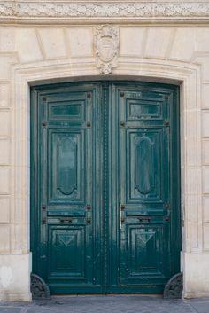 Double doors : )