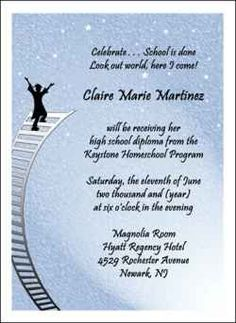 Homeschoolers need graduation announcements just as all other high school grads. Read more at CardsShoppe.com