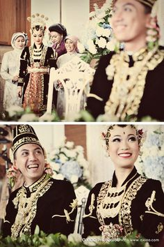 Javanese Culture on a wedding ceremony - 25.8KB