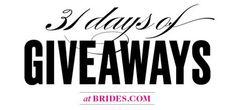 blog idea, bride magazin, giveaway, win, luggag set