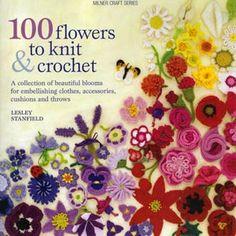 100 flower, crochet, revista flore, blog de, flowers