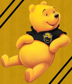YES! POOH BEAR IS IN HUFFLEPUFF!!! YOUR ARGUEMENT IS INVALID!!!