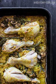 One Pot Satay Chicken
