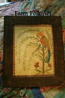 Primitive Handmades Mercantile: Farm Folk Art