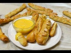 TGI Friday's Pretzel Sticks and Beer Cheese Dip