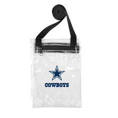 NFL Clear Game Day Pouch