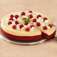 BarraDoce.com.br - Confeitaria, Cupcakes, Bolos Decorados, Docinhos e Forminhas: Receita: Cheesecake Red Velvet