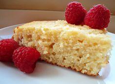 Lemon Raspberry Cake