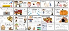 Aug-Dec Tot Packs (ALL 19 Packs!) product from LittleAdventuresPreschool on TeachersNotebook.com