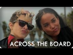 DJ Samantha Ronson & Joy Bryant Hanging in Venice   Across The Board Ep. 4 Full   Reserve Channel    #samronson #joybryant #skateboard #rsrvchannel