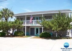 Bahia Largo of Myrtle Beach is perfect for large groups and families sleeping 20 with 6 bedrooms and a private pool.