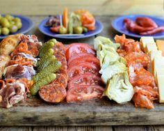 Argentinean Picadas - Great British Chefs