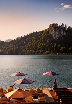 Lake Bled Castle, Slovenia