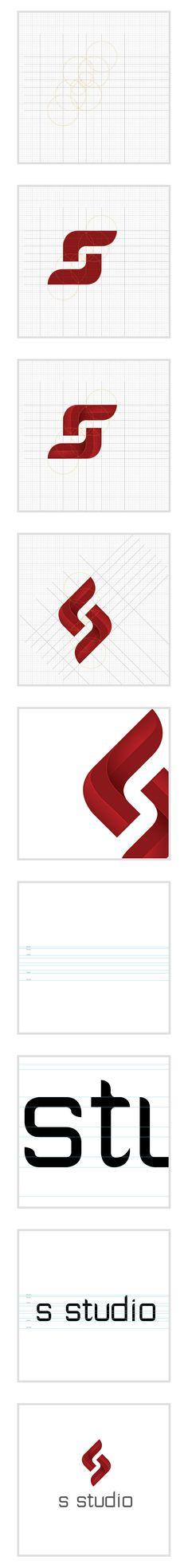 S Studio Logos