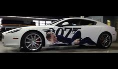 007 Aston Martin