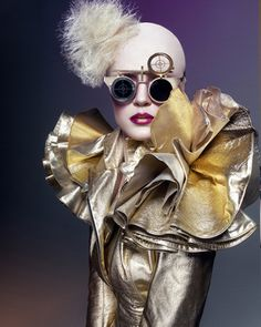Sarah-Adiana Butler styles Pieces de Resistance for Highlights Magazine, photogapher christel bangsgaard
