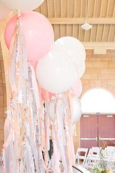 #wedding #balloons #decor #pink repinned by www.hopeandgrace.co.uk