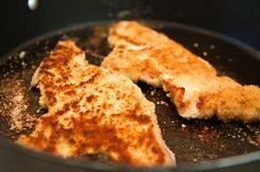 Turkey Cutlet Recipes on Pinterest