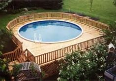 pool idea, swimming pools, pooldeck, outdoor, deck idea, bing imag, ground pool, backyard, pool decks