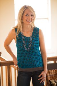 FREE foundation single crochet picture tutorial from Love of crochet magazine