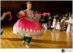 afghan wedding dance
