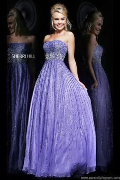Sherri Hill 8544 prom dress