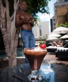 Chocolate Mousse by Kabelo Mabalane, Musician